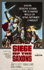 Siege of the Saxons 1963 DVD - Janette Scott / Ronald Lewis